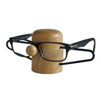 Dot Aarhus Nosey Eyewear Holder - Oak + Black