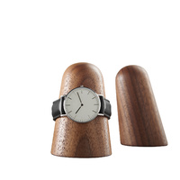 Dot Aarhus Time-Off Watch Holder - Walnut Large