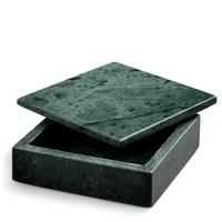Green Marble Box Small