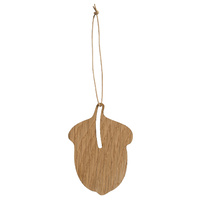 by Wirth Hang on Acorn Ornament - Nature Oak