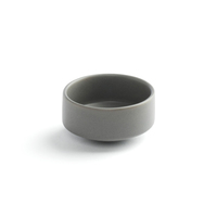 by Wirth Serve Me Ceramic Bowl - Cool Grey