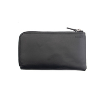 by Wirth Carry My Pouch - Black Leather