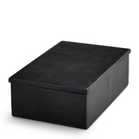 Soapstone Box Large