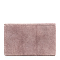 Suede Box Large Pale Rose