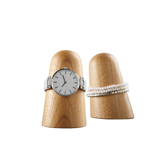 Dot Aarhus Time-Off Watch Holder - Oak