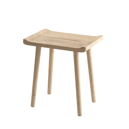 byWirth Scala Stool Nature Oak